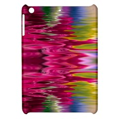 Abstract Pink Colorful Water Background Apple Ipad Mini Hardshell Case