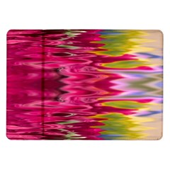 Abstract Pink Colorful Water Background Samsung Galaxy Tab 10 1  P7500 Flip Case by Amaryn4rt