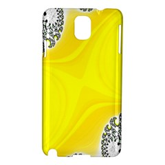 Fractal Abstract Background Samsung Galaxy Note 3 N9005 Hardshell Case by Amaryn4rt