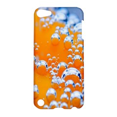 Bubbles Background Apple Ipod Touch 5 Hardshell Case by Amaryn4rt