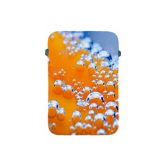 Bubbles Background Apple Ipad Mini Protective Soft Cases by Amaryn4rt
