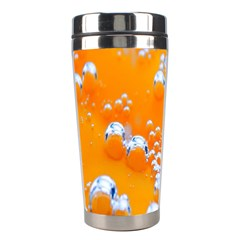 Bubbles Background Stainless Steel Travel Tumblers