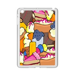 Sweet Stuff Digitally Created Sweet Food Wallpaper Ipad Mini 2 Enamel Coated Cases