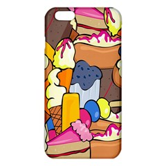 Sweet Stuff Digitally Created Sweet Food Wallpaper Iphone 6 Plus/6s Plus Tpu Case by Amaryn4rt