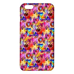Spring Hearts Bohemian Artwork Iphone 6 Plus/6s Plus Tpu Case by KirstenStar