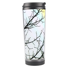 Rainbow Sky Spectrum Rainbow Colors Travel Tumbler by Amaryn4rt