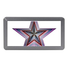 Star Abstract Geometric Art Memory Card Reader (mini) by Amaryn4rt