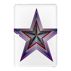 Star Abstract Geometric Art Samsung Galaxy Tab Pro 10 1 Hardshell Case by Amaryn4rt