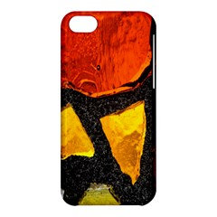 Colorful Glass Mosaic Art And Abstract Wall Background Apple Iphone 5c Hardshell Case by Amaryn4rt