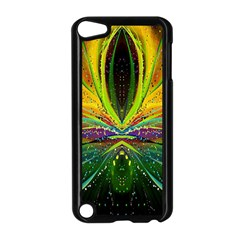 Future Abstract Desktop Wallpaper Apple Ipod Touch 5 Case (black) by Amaryn4rt