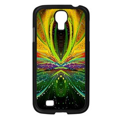 Future Abstract Desktop Wallpaper Samsung Galaxy S4 I9500/ I9505 Case (black) by Amaryn4rt