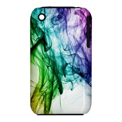 Colour Smoke Rainbow Color Design iPhone 3S/3GS