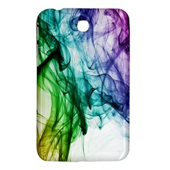 Colour Smoke Rainbow Color Design Samsung Galaxy Tab 3 (7 ) P3200 Hardshell Case