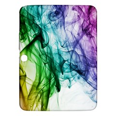 Colour Smoke Rainbow Color Design Samsung Galaxy Tab 3 (10.1 ) P5200 Hardshell Case