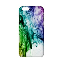Colour Smoke Rainbow Color Design Apple iPhone 6/6S Hardshell Case