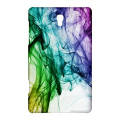 Colour Smoke Rainbow Color Design Samsung Galaxy Tab S (8.4 ) Hardshell Case