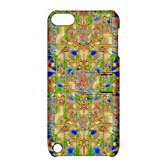 Lizard And A Skull Apple Ipod Touch 5 Hardshell Case With Stand by pepitasart