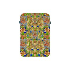 Lizard And A Skull Apple Ipad Mini Protective Soft Cases by pepitasart