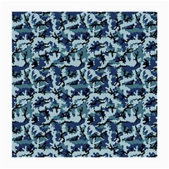 Navy Camouflage Medium Glasses Cloth by sifis