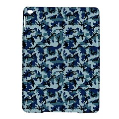 Navy Camouflage Ipad Air 2 Hardshell Cases by sifis