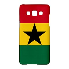 Flag Of Ghana Samsung Galaxy A5 Hardshell Case  by abbeyz71
