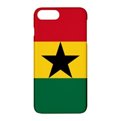 Flag Of Ghana Apple Iphone 7 Plus Hardshell Case by abbeyz71