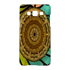 Kaleidoscope Dream Illusion Samsung Galaxy A5 Hardshell Case  by Amaryn4rt