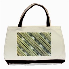 Abstract Seamless Pattern Basic Tote Bag by Amaryn4rt