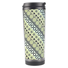 Abstract Seamless Pattern Travel Tumbler by Amaryn4rt