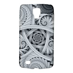 Fractal Wallpaper Black N White Chaos Galaxy S4 Active by Amaryn4rt