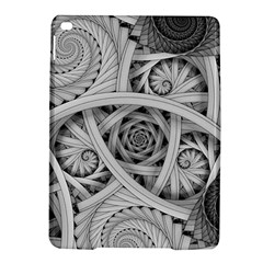 Fractal Wallpaper Black N White Chaos Ipad Air 2 Hardshell Cases by Amaryn4rt