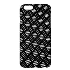 Abstract Of Metal Plate With Lines Apple Iphone 6 Plus/6s Plus Hardshell Case