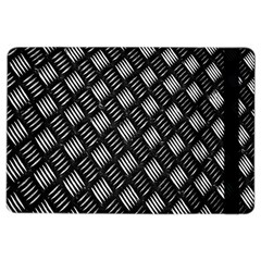 Abstract Of Metal Plate With Lines Ipad Air 2 Flip by Amaryn4rt