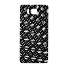 Abstract Of Metal Plate With Lines Samsung Galaxy Alpha Hardshell Back Case
