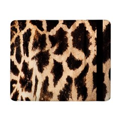 Yellow And Brown Spots On Giraffe Skin Texture Samsung Galaxy Tab Pro 8 4  Flip Case by Amaryn4rt