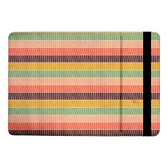 Abstract Vintage Lines Background Pattern Samsung Galaxy Tab Pro 10 1  Flip Case by Amaryn4rt