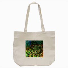 Construction Paper Iridescent Tote Bag (cream) by Amaryn4rt