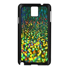 Construction Paper Iridescent Samsung Galaxy Note 3 N9005 Case (black) by Amaryn4rt