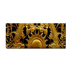 Golden Sun Cosmetic Storage Cases by Amaryn4rt
