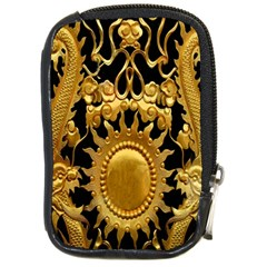 Golden Sun Compact Camera Cases by Amaryn4rt
