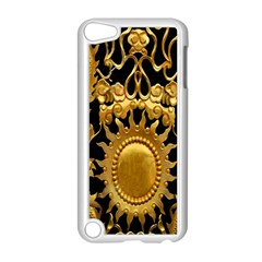 Golden Sun Apple Ipod Touch 5 Case (white) by Amaryn4rt