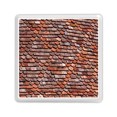 Roof Tiles On A Country House Memory Card Reader (square)  by Amaryn4rt