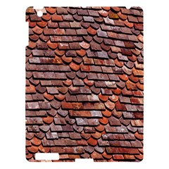 Roof Tiles On A Country House Apple Ipad 3/4 Hardshell Case by Amaryn4rt