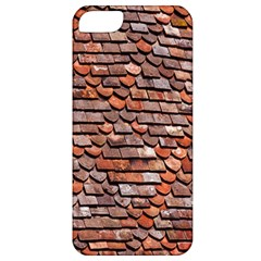 Roof Tiles On A Country House Apple Iphone 5 Classic Hardshell Case by Amaryn4rt