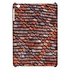 Roof Tiles On A Country House Apple Ipad Mini Hardshell Case by Amaryn4rt