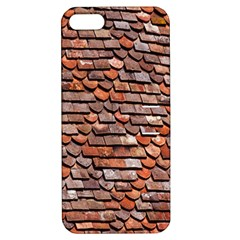 Roof Tiles On A Country House Apple Iphone 5 Hardshell Case With Stand by Amaryn4rt
