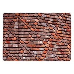 Roof Tiles On A Country House Samsung Galaxy Tab 10 1  P7500 Flip Case by Amaryn4rt