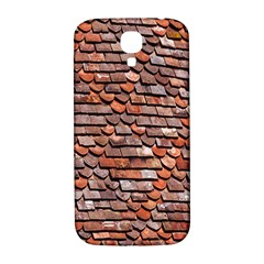 Roof Tiles On A Country House Samsung Galaxy S4 I9500/i9505  Hardshell Back Case by Amaryn4rt