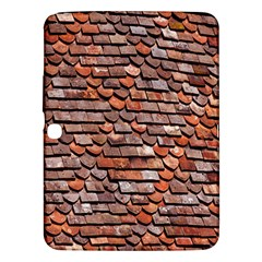 Roof Tiles On A Country House Samsung Galaxy Tab 3 (10 1 ) P5200 Hardshell Case  by Amaryn4rt