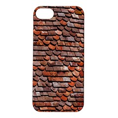 Roof Tiles On A Country House Apple Iphone 5s/ Se Hardshell Case by Amaryn4rt